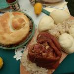 Geresdlaki Gőzgombóc Fesztivál / Gereschlaker Hefeknödel-Festival (Fotó: Baranya Megyei Értéktár)