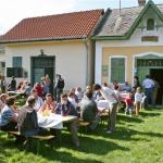 Bólyi Emmausz-járás / Emmausgang in Bohl (Fotó: Baranya Megyei Értéktár)