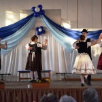 A Szomori Német Nemzetiségi Tánccsoport / Die Somorer Tanzgruppe (Fotó: Pats Krisztina)