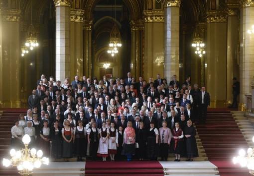 Több mint egymilliárd forinttal támogatja a kormány a nemzetiségi iskolákat