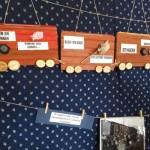 Installation der Bohler Grundschule zum Gedenktag der Verschleppung und Vertreibung der Ungarndeutschen