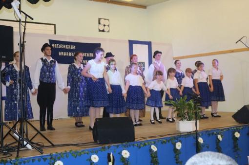 Tanzgruppe Tschikri