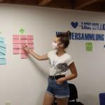 Teambuilding bei der GJU-Vollversammlung