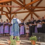 A Tolnai Német Nemzetiségi Baráti Kör énekkara / Der Chor des Tolnauer Ungarndeutschen Freundeskreises
