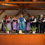 A Tolnai Német Nemzetiségi Baráti Kör énekkara / Der Chor des Tolnauer Deutschen Nationalitäten-Freundeskreises