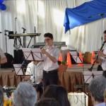 A Tralili zenekar / Die Tralili-Band (Fotó: Pats Krisztina)