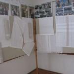 Trautman Konrádné népi iparművész kiállítása /  Ausstellung der Volkskünstlerin Maria Trautman