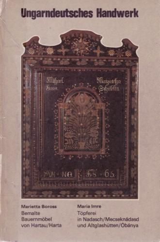 Ungarndeutsches Handwerk