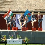 A varsádi Remény Gyerektánccsoport / Die Waschader Kindertanzgruppe Hoffnung