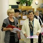 Nationalitätenabgeordnete Erzsébet Vindics  / Vindics Miklósné, nemzetiségi képviselő (1994-2002)