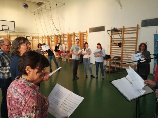 Volkslieder lernen