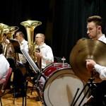 Die Bläserjugend des Musikvereins Wetschesch