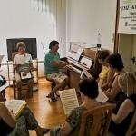 Singwoche und Chorleiterseminar des Landesrates zum 7. Mal