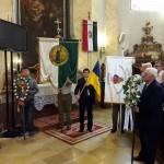 Wallfahrt des St. Gerhards Werks Ungarn nach Weschni