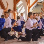 A Wosinsky Mór Általános Iskola Tánccsoportja / Die Tanzgruppe  der Mór Wosinsky Grundschule