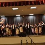 Auftritt der Bonnharder Tänzer