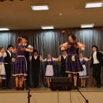 Auftritt der Hartianer Tänzer