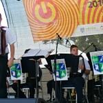 A Landesrat Egyesített Harmonika Zenekara / Das Jugendharmonikaauswahlorchester des Landesrates