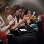 12 film került levetítésre / 12 Filme wurden gezeigt