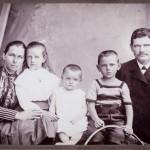 András Jung: Unsere Ururgroßeltern