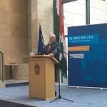 Hartmut Koschyk MdB - Bundesbeauftragter für Aussiedlerfragen und nationale Minderheiten / kisebbségügyi megbízott