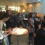 IN ZWEI WELTEN – 25 deutsche Geschichten - Ausstellungseröffnung in Berlin /  Kiállításmegnyitó Berlinben