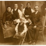 Gábor Barkó: Familie Mózer