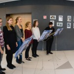 Blickpunkt kiállításmegnyitó Szegeden / Eröffnung der Blickpunkt-Ausstellung in Szeged (Fotó: Ocskó Ferenc)