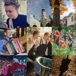 Képek a Blickpunkt könyvből / Bilder aus dem Blickpunkt Buch