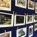 Blickpunkt-kiállítás a Bólyi Általános Iskolában / Blickpunkt-Ausstellung in der Bohler Grundschule