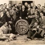 Veronika Beck: Jóska Muri - Heiterkeit am Josefstag, 1933, Bohl/Bóly