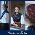 Krisztina Csordás: Mädchen aus Hartau/Harta