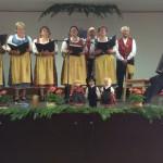 Nemzetiségi Délután Máriahalmon / Nationalitätennachmittag in Kirwall