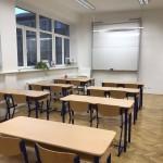 Ein neues Klassenzimmer / Egy új osztályterem