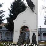 Denkmal der Vertreibung aus Elek