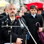 Attila Árvay, Vorsitzender der DNSV Szerencs / Árvay Attila, Szerencs Város Német Nemzetiségi Önkormányzatának elnöke