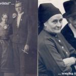 Patrik Hadas: Meine Urgroßeltern 1934 und 1977