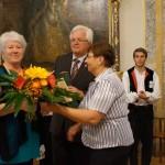 Manfred Hofelich wurde zum Ehrenbürger von Hajosch ernannt (Foto: Bettina Manga)
