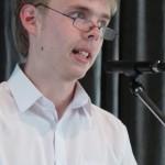 Eliot Czigány / Hochdeutsch - Klasse 9-10 (Foto: I. F. / Neue Zeitung)