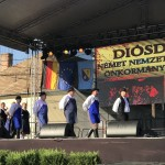 Hangulatos mulatságot csaptak a diósdi németek a Szent Gellért Napokon  / Die Orascher Ungarndeutschen feiert stimmungsvoll im Rahmen der Sankt-Gerhard-Tage