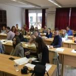 Éves közgyűlését tartotta az MNFK / Die Vollversammlung der GJU hielt Sitzung