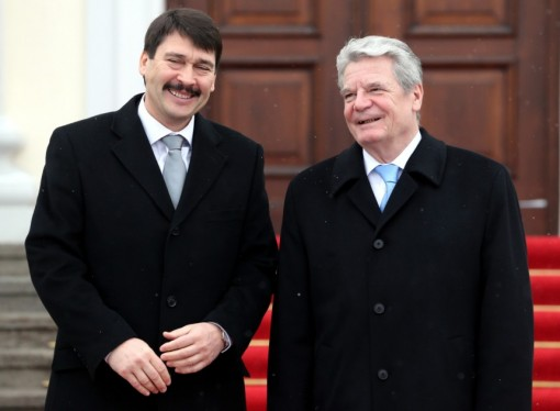 janos-ader-ungarn-joachim-gauck