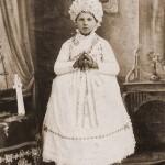 Ibolya Käsz: Erstkommunion
