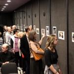 A döntős képek kiállításra kerültek a Műcsarnokban / Die Bilder der Endrunde sind in der Kunsthalle ausgestellt worden