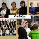 Mónika Pethő: TrachtTag in der Tarianer Deutschen Nationalitätengrundschule