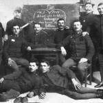 Alfred Manz: K. u. k. Soldaten vor dem Ersten Weltkrieg