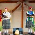 Jubileumi ünnepség Mözsön / Jubiläumsfeier in Mesch