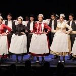 Lochberg Tánccsoport, Zsámbék / Lochberg Tanzgruppe, Schambek (Fotó: Sárközy György, Hegyvidék Újság)
