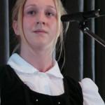 Corinna Fülöp / Mundart Oberstufe - Klasse 5-8 (Foto: I. F. / Neue Zeitung)