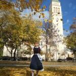 Zsuzsanna Nánásy: Herbststimmung in der Wekerle-Siedlung